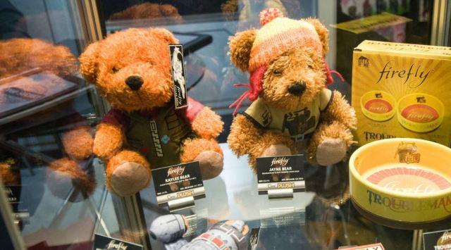 Kaylee Bear reveal at 2016 Toy Fair