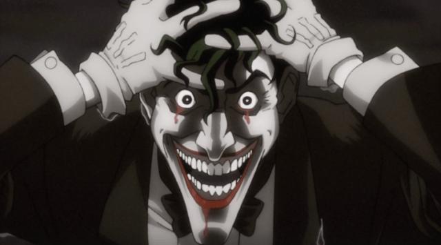 Killing Joke animated film clip