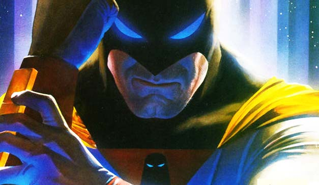 Alex Ross Space Ghost