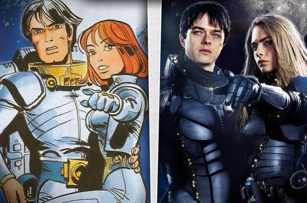 valerian-comics-and-movie