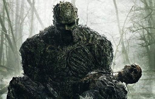 Swamp Thing ad