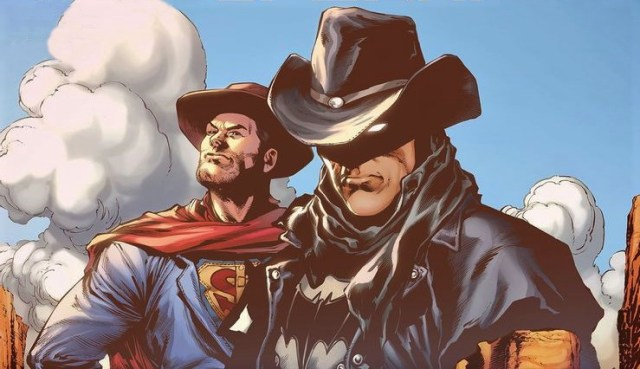 Batman superman 19 banner ax