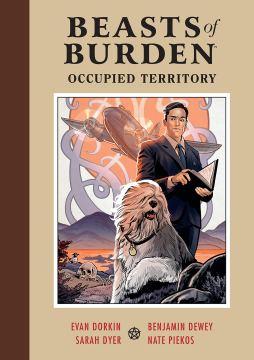 Beasts of Burden Occupied Territory cover