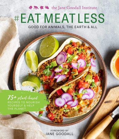 Goodall cookbook cover