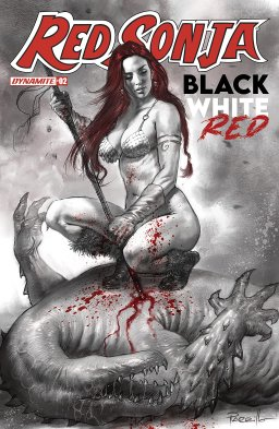 Red Sonja 2 BWR A Parrillo