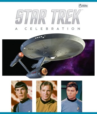 Star Trek A Celebration cover