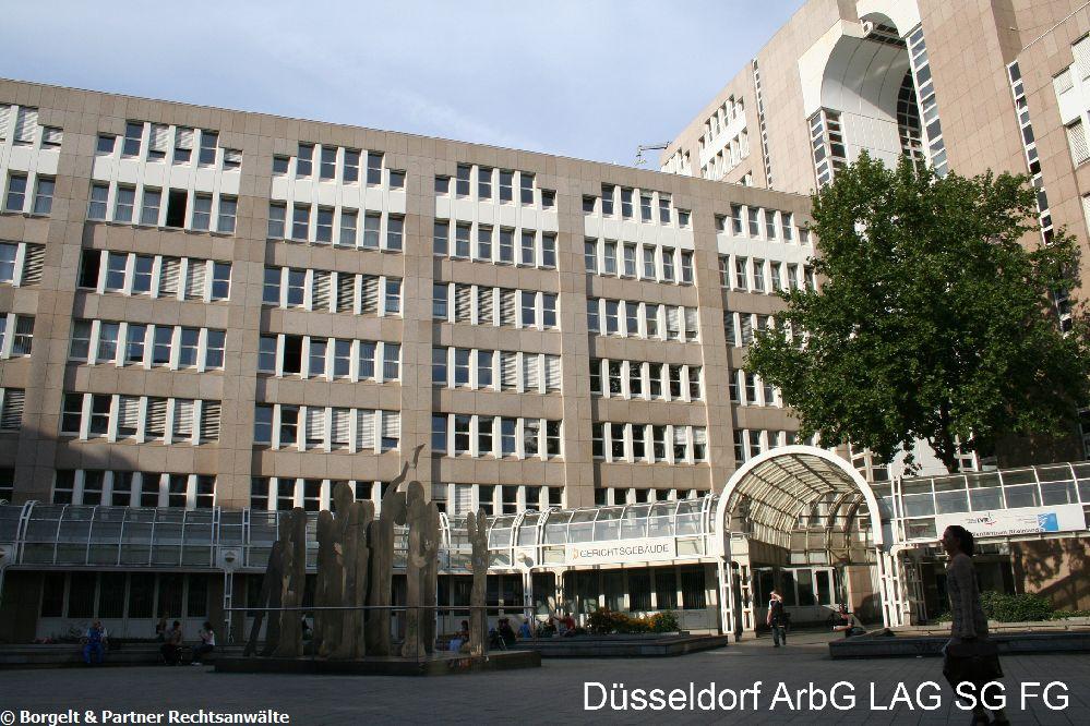 Arbeitsgericht Düsseldorf