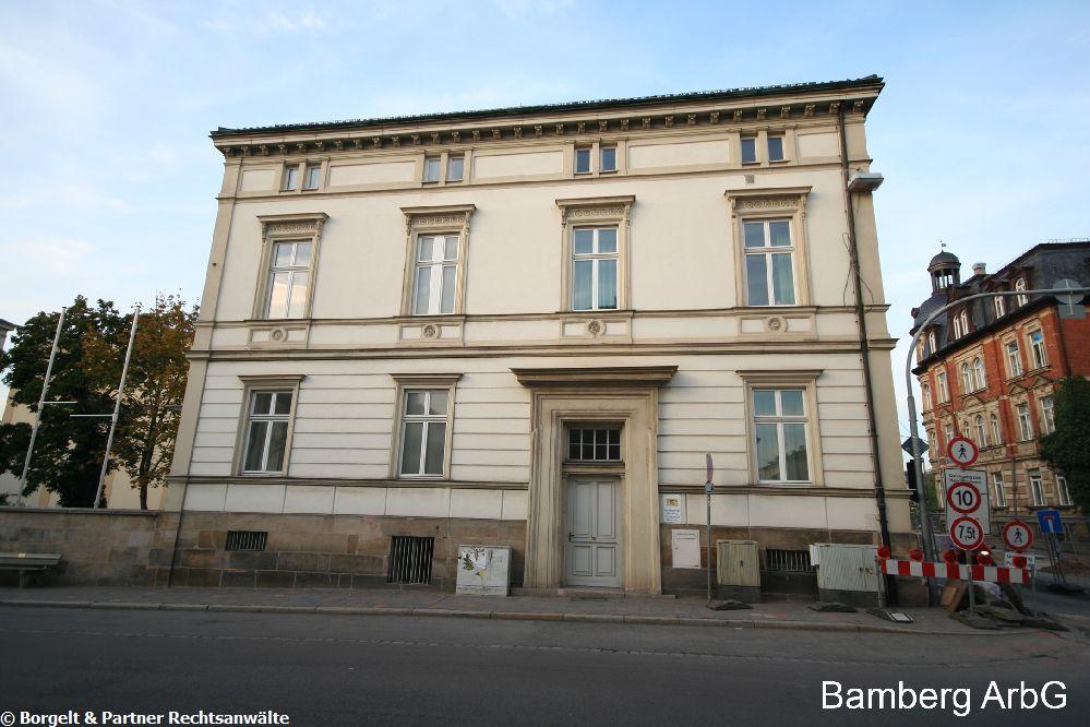 Bamberg Arbeitsgericht