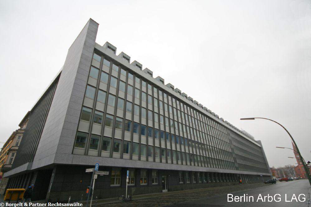 Berlin Arbeitsgericht