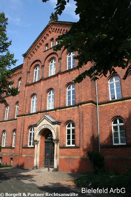 Bielefeld Arbeitsgericht