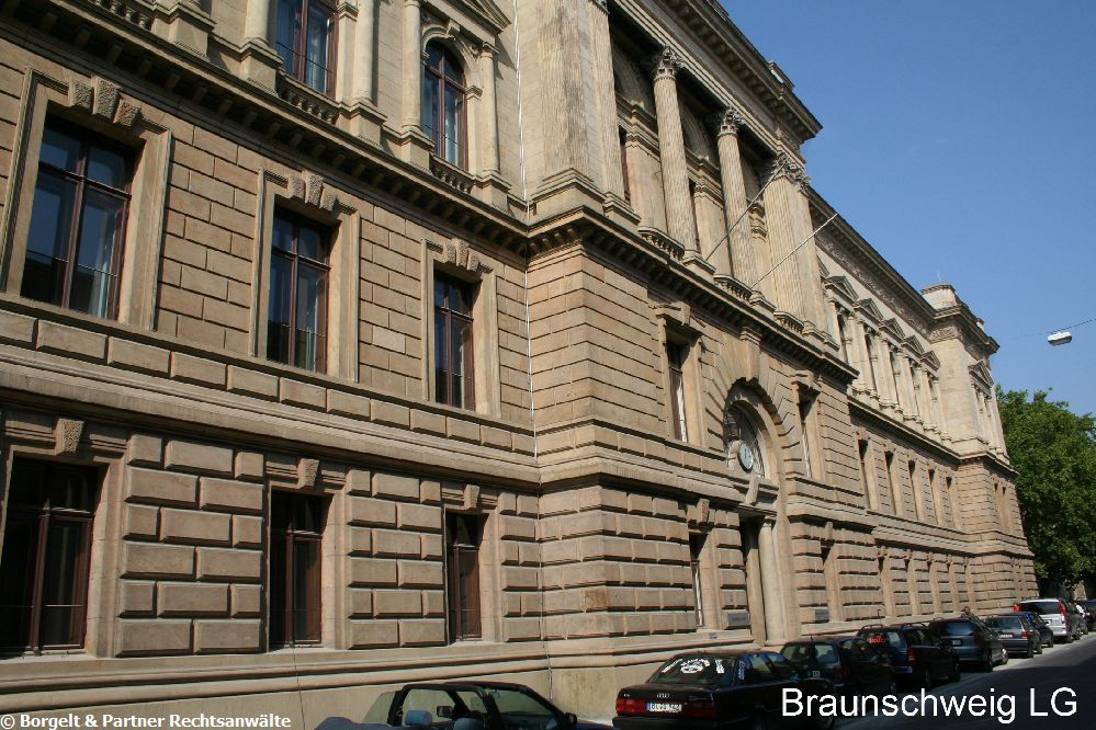 Braunschweig Landgericht