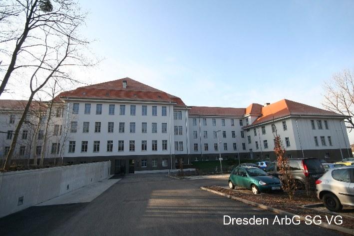 Dresden Arbeitsgericht