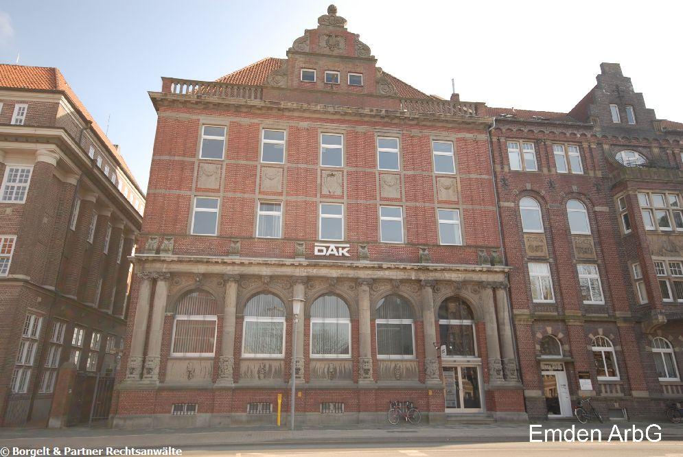 Emden Arbeitsgericht