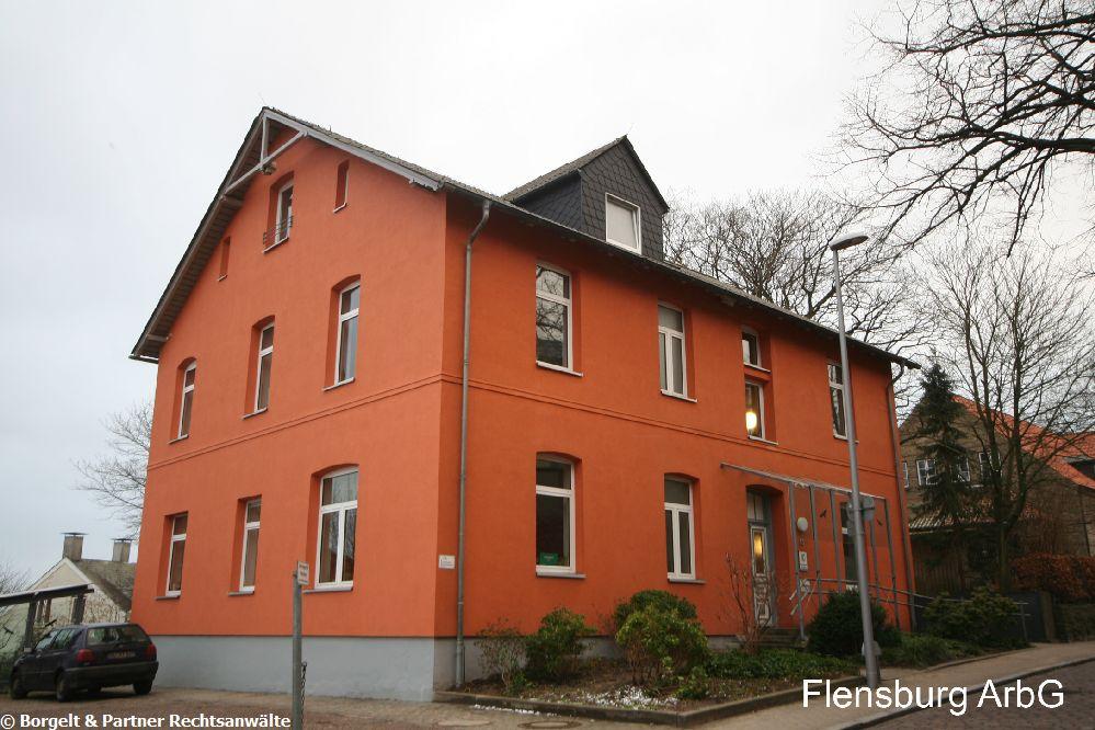 Flensburg Arbeitsgericht