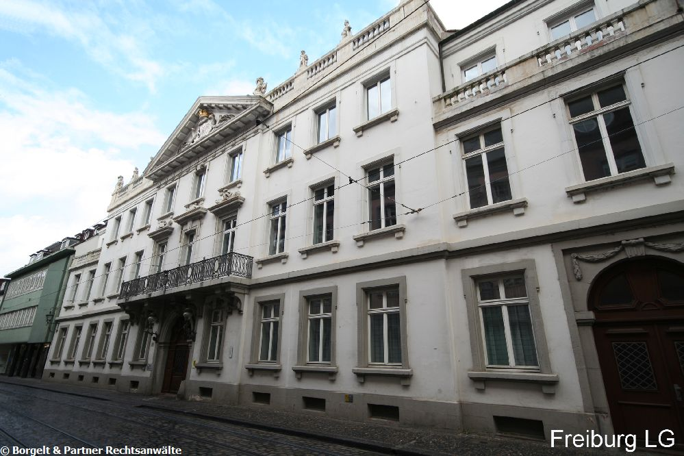Freiburg Landgericht