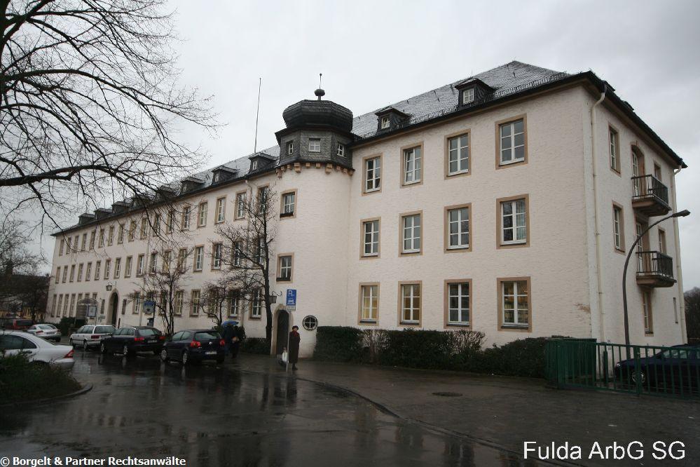 Fulda Arbeitsgericht