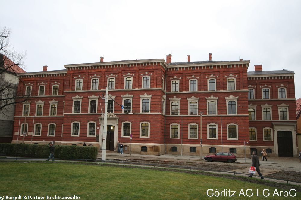 Goerlitz Landgericht