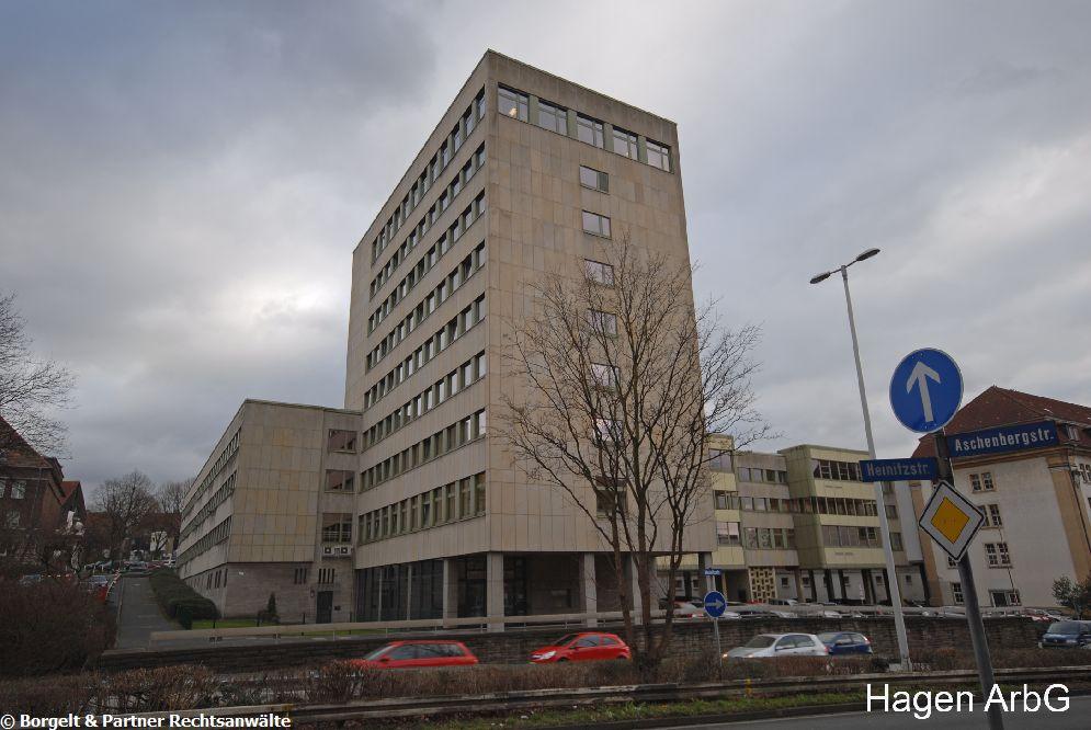 Hagen Arbeitsgericht