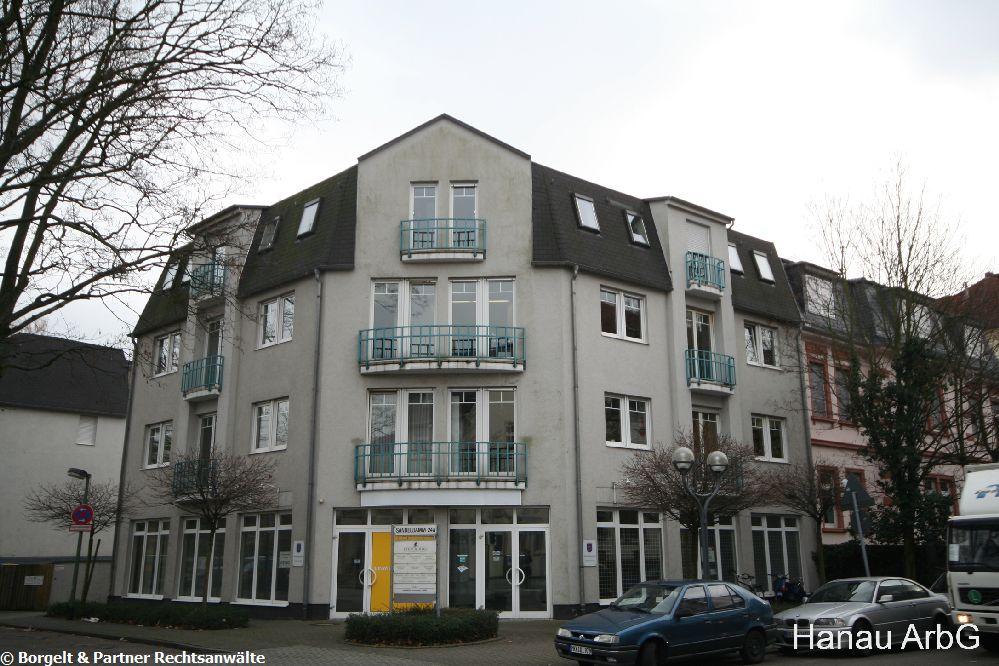 Hanau Arbeitsgericht