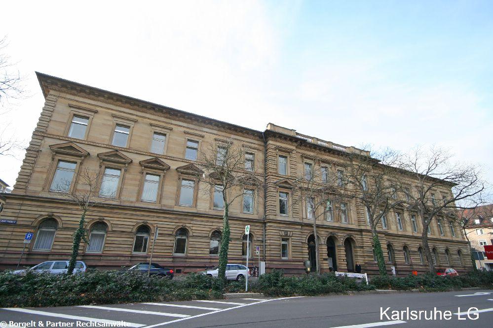 Karlsruhe Landgericht