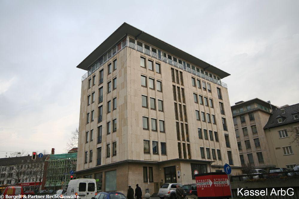 Kassel Arbeitsgericht