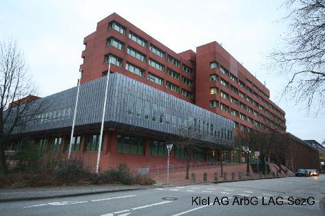 Kiel Arbeitsgericht
