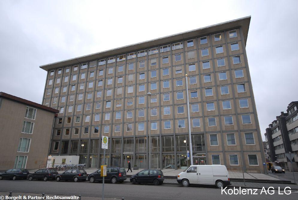 Koblenz Landgericht