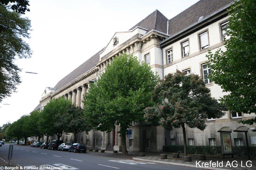 Krefeld Landgericht