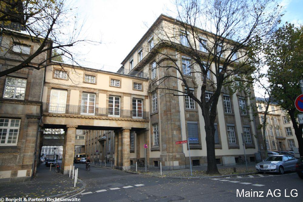Mainz Landgericht
