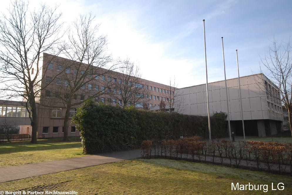 Marburg Landgericht