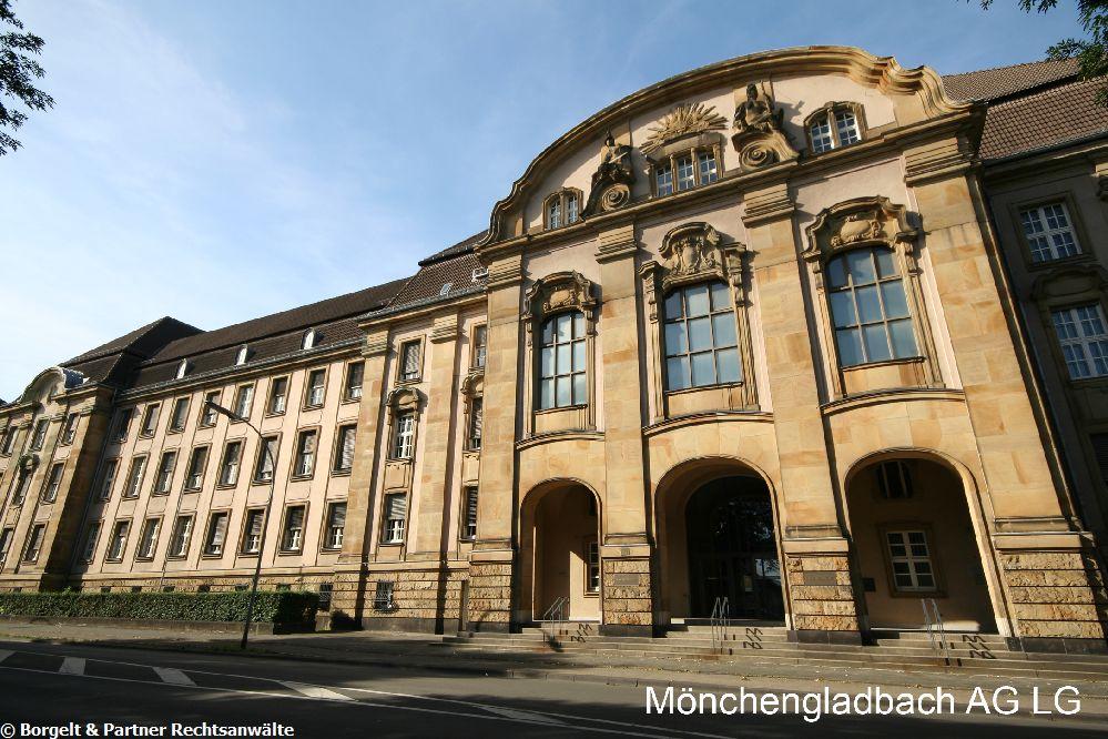 Moenchengladbach Landgericht