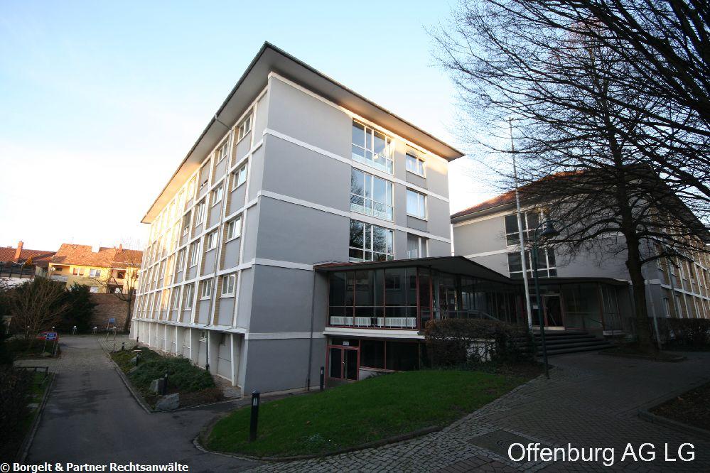 Offenburg Landgericht