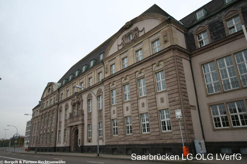 Saarbruecken Landgericht