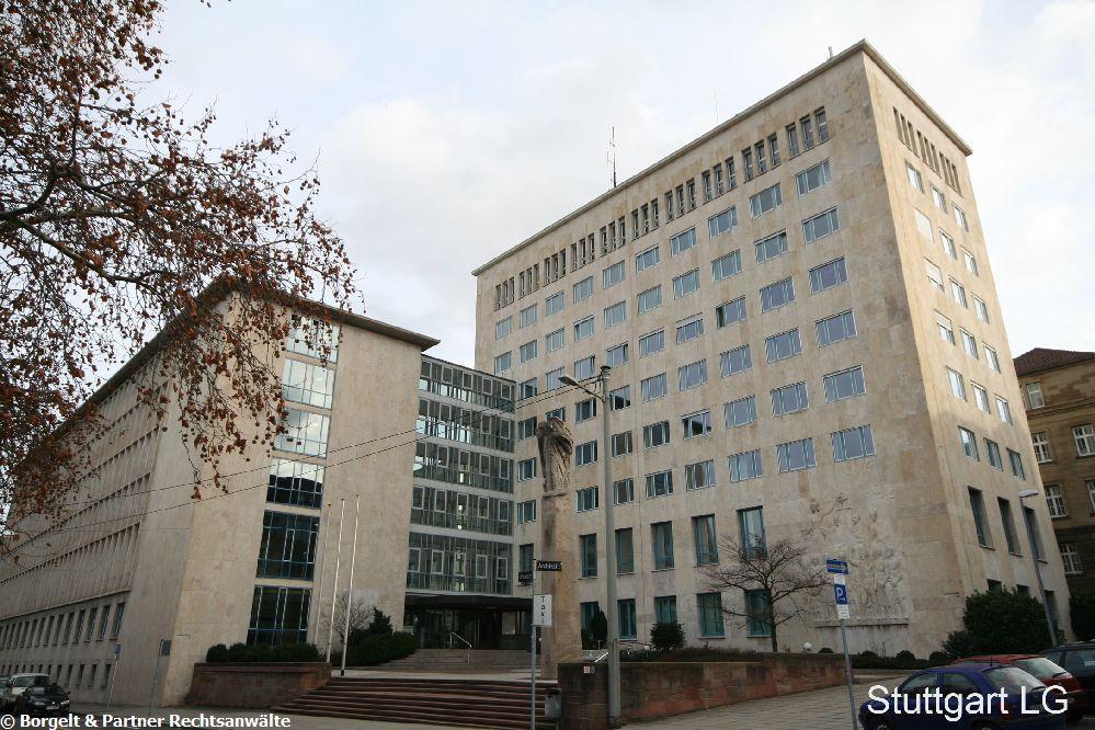 Stuttgart Landgericht