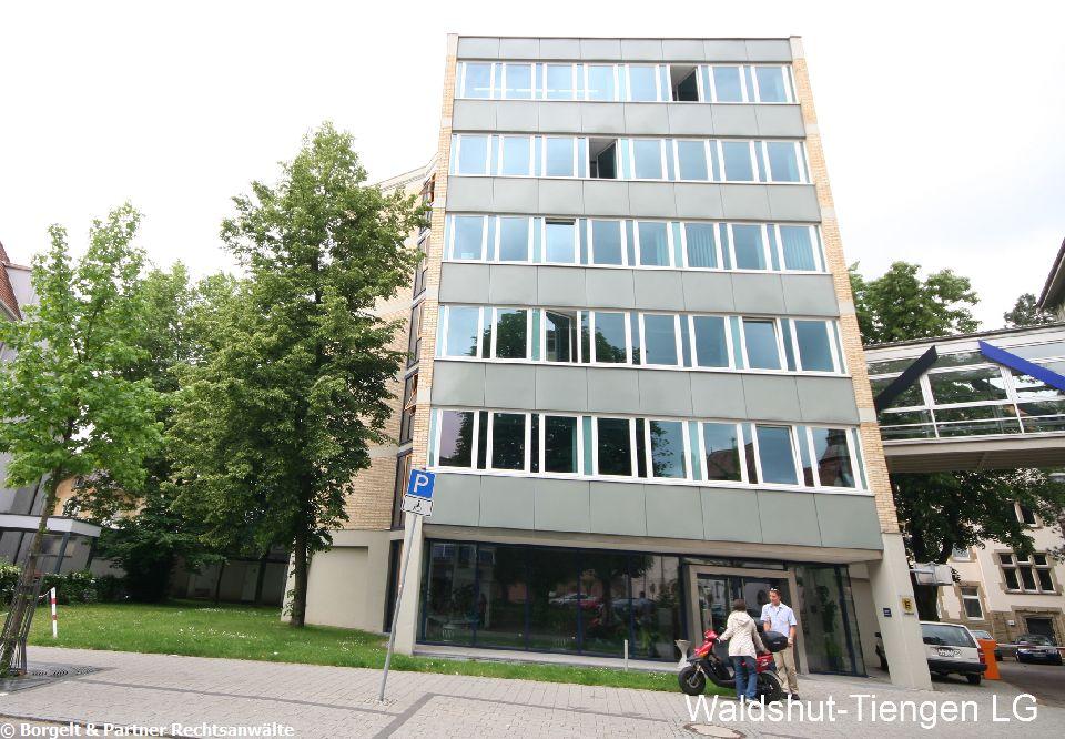 Waldshut-Tiengen Landgericht