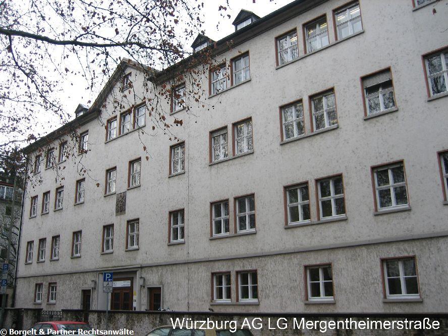 Wuerzburg Landgericht