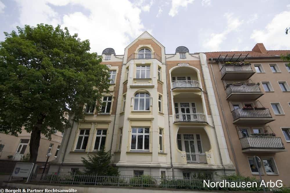 Arbeitsgericht Nordhausen