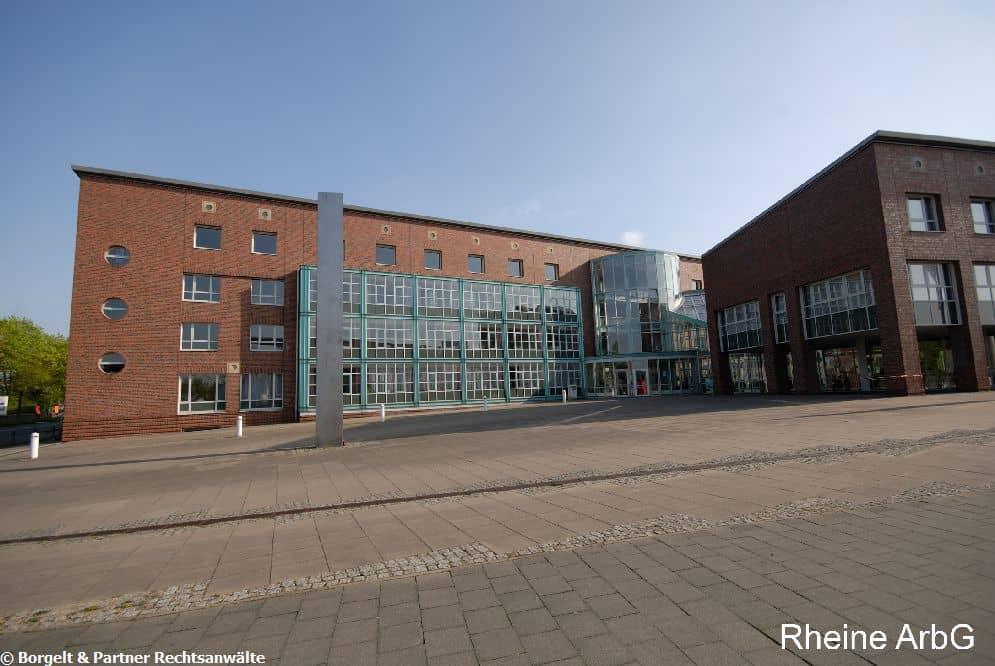Arbeitsgericht Rheine