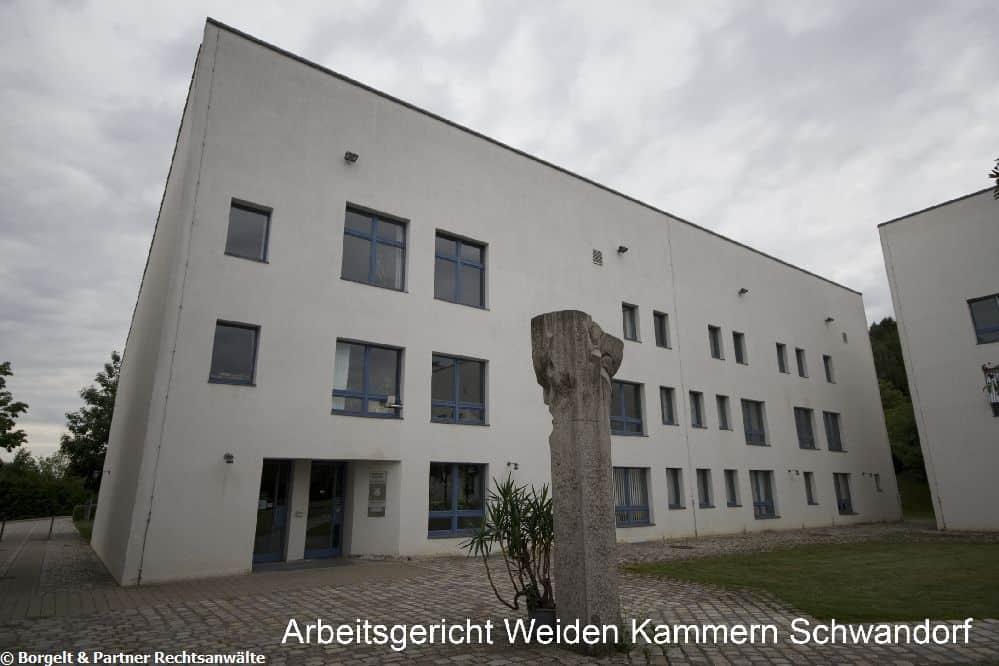 Arbeitsgericht Schwandorf