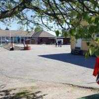 Borge skole i 17.mai-drakt