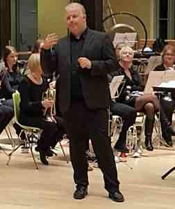 Hans Petter Ringstad presenterer Eidsberg Brass Band