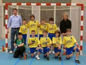 Borhave C2-jongens seizoen 2012-2013