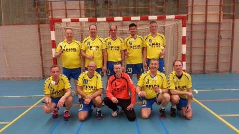 Borhave Heren 1 kampioen seizoen 2014-2015