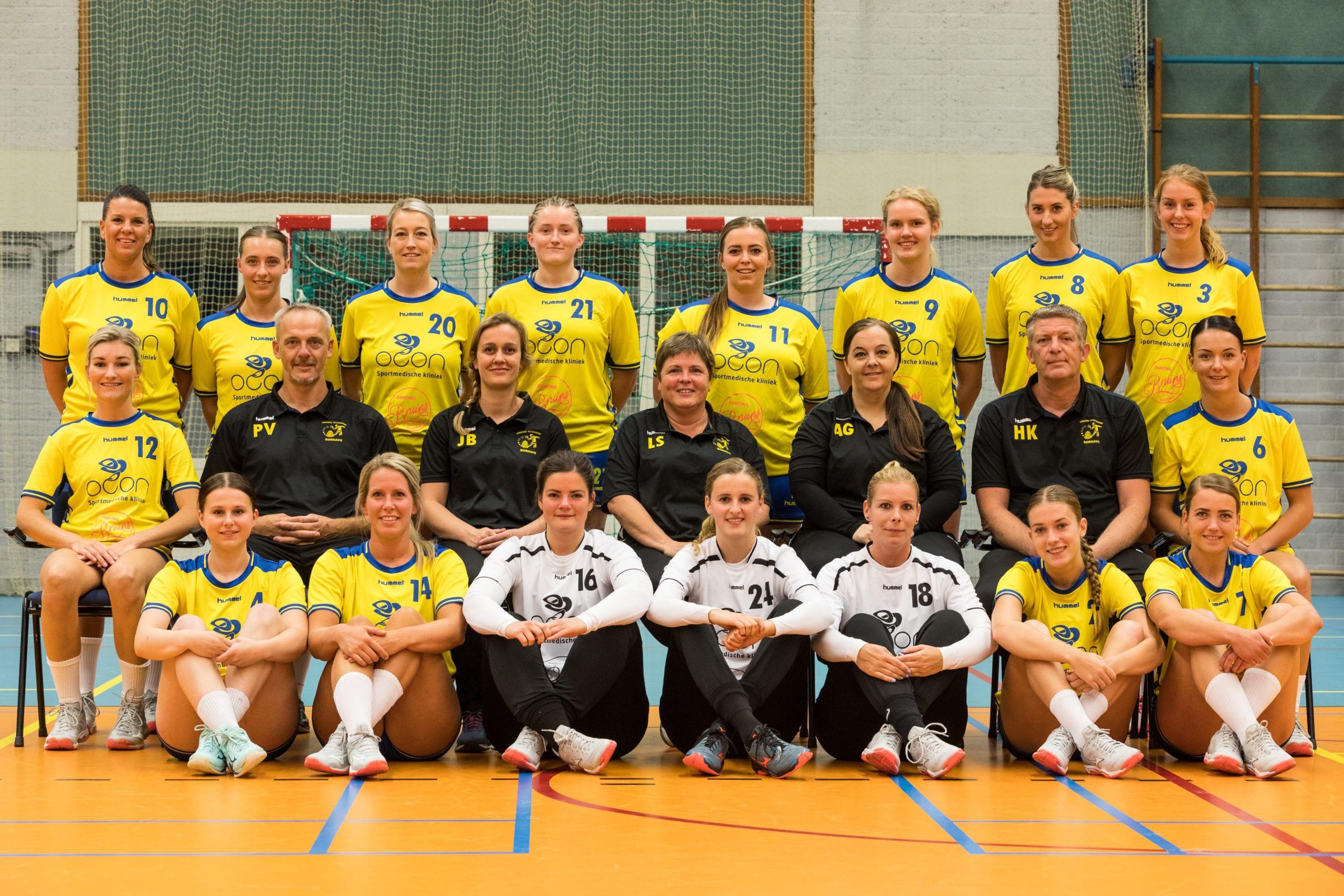 hza20190906 053092 team - ✅ | Borhave wint seizoensouverture!