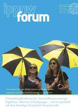 Zeitschrift der Internationalen Ärzte für die Verhütung des Atomkriegs / Ärzte in sozialer Verantwortung e.V. (IPPNW)