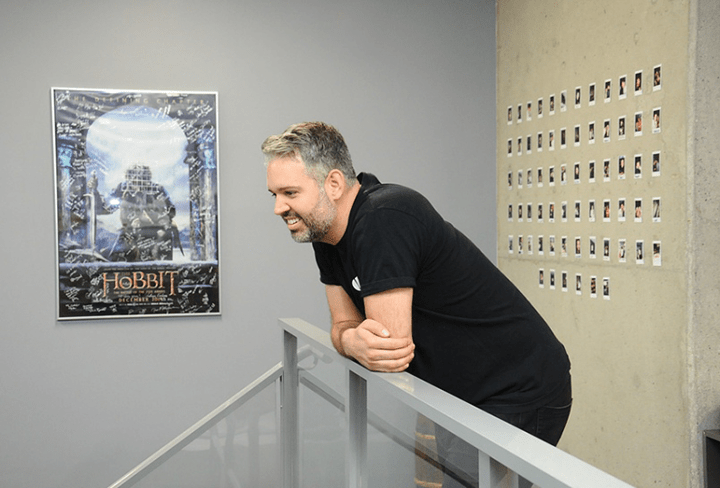 CVD VFX, Chris van Dyck