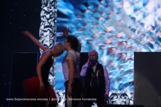 Борис Моисеев Санкт-Петербург БКЗ Октябрьский 02.04.2015 альбом 2 (88)