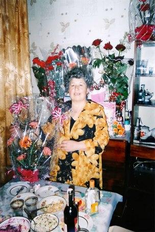 Аксенова Полина Леонидовна 15 марта 2006 год Мой Юбилей, Изюм.