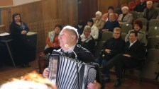 Григорий Федорович Редько - аккомпанемент (баян)