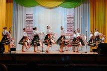 Изюмский образцовый аматорский ансамбль народного танца «Вдохновение», руководитель - Наталья Владимировна Дикань